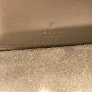 f07f89dae5e Gucci Bags - Super-Mini NWT Gucci Dionysus Taupe Suede Trim